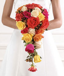 Wedding Bouquets by Flower Power