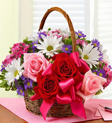 Basket of Love Flower Power, Florist Davenport FL