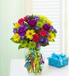 Happy Birthday To You Flower Power, Florist Davenport FL