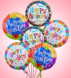 Birthday Balloons Flower Power Florist Davenport FL Delivered 4999