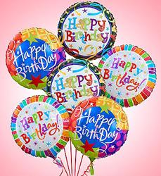 Birthday Balloons Flower Power Florist Davenport FL