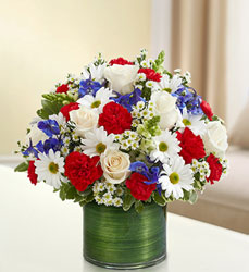 Cherished Memories - Patriotic Flower Power, Florist Davenport FL