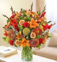Ultimate Elegance Fall Flower Power, Florist Davenport FL