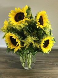 Sunflower Special 2- Save $15 Flower Power, Florist Davenport FL