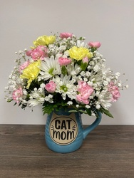 Purrfect Mom Flower Power, Florist Davenport FL