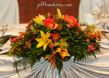 Fall Sweetheart Arrangement Flower Power, Florist Davenport FL