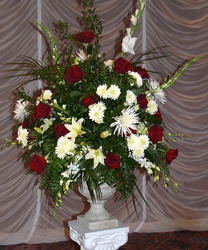 Rose Reception Arrangement Flower Power, Florist Davenport FL