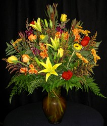Fantastic Fall Flower Power, Florist Davenport FL
