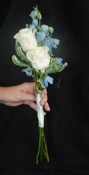 True Blue Too Bouquet Flower Power, Florist Davenport FL