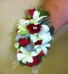 Princess Perfect Corsage - Princess Flower Power, Florist Davenport FL