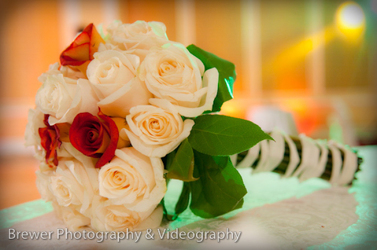 24 Rose Wedding Bouquet Flower Power, Florist Davenport FL