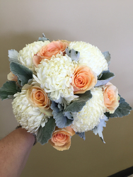 Dusty Miller Bouquet Flower Power, Florist Davenport FL