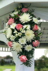 Gorgeous Gazebo Arrangement Flower Power, Florist Davenport FL