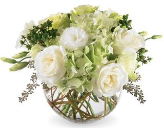 Delicacy Centerpiece Flower Florist Davenport Fl