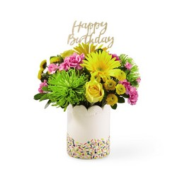 Birthday Sprinkles Bouquet Flower Power, Florist Davenport FL