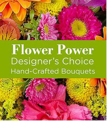 Designers Choice - Multi Coloured Flower Power, Florist Davenport FL